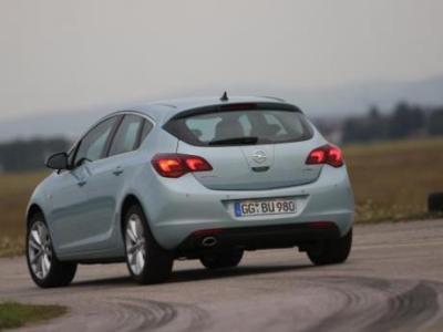 Image of Opel Astra 2.0 CDTI Ecotec