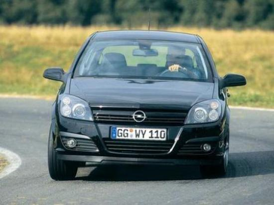 Image of Opel Astra 2.0T