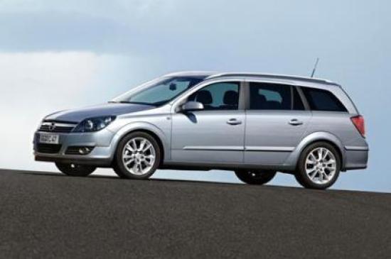Image of Opel Astra Caravan 1.7 CDTI