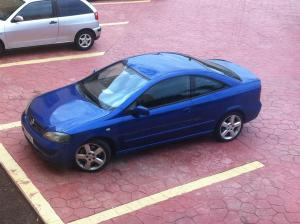 Photo of Opel Astra Coupe Turbo