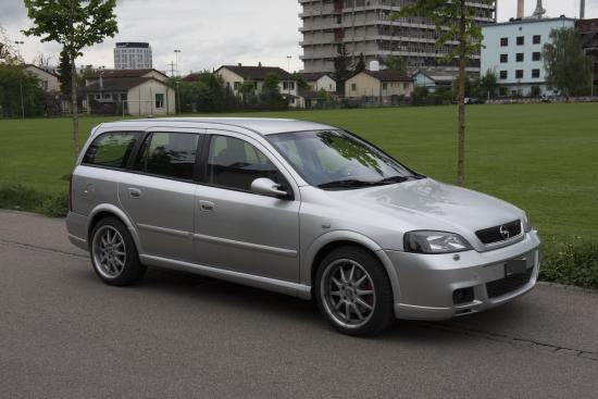 Image of Opel Astra OPC Caravan