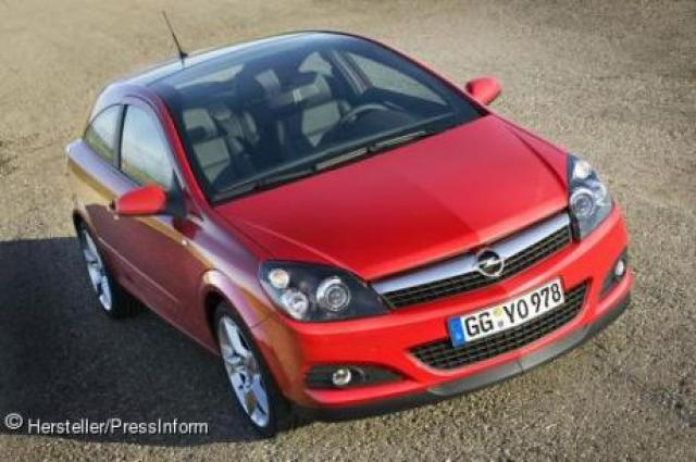 Image of Opel Astra GTC 1.6 Turbo