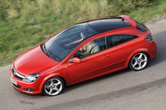 Image of Opel Astra GTC 2.0T