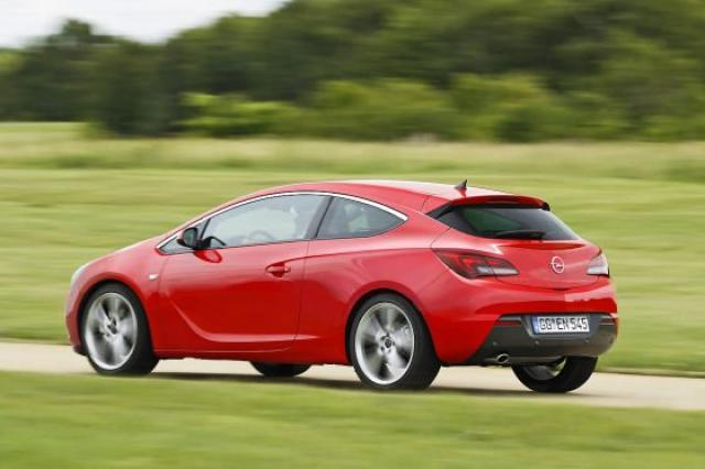 Image of Opel Astra GTC