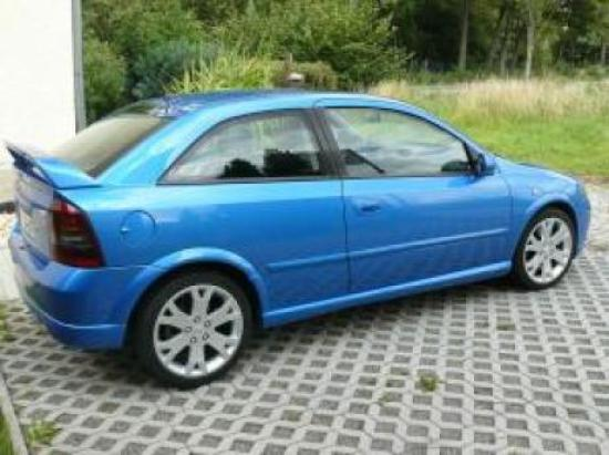 Image of Opel Astra OPC