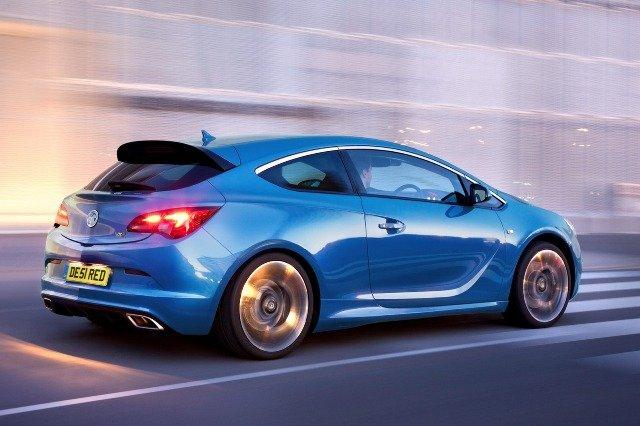 Image of Opel Astra OPC 2012