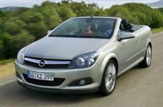 Opel Astra TwinTop CDTI