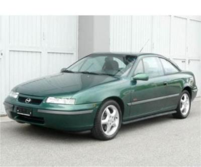 Image of Opel Calibra 4x4