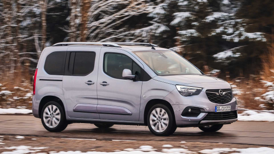 Image of Opel Combo 1.5 D