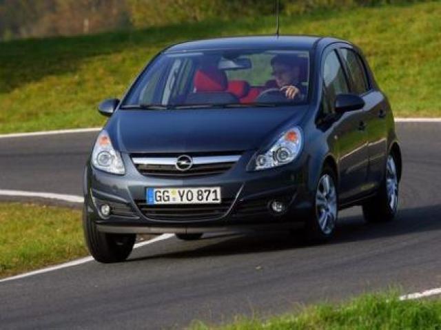 Image of Opel Corsa 1.4 16v
