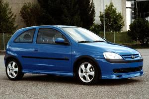 Picture of Opel Corsa GSI (C)