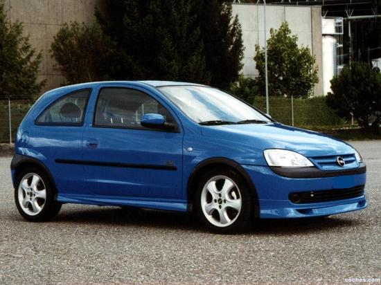 Image of Opel Corsa GSI