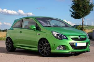 Photo of Opel Corsa OPC Nurburgring Edition D facelift