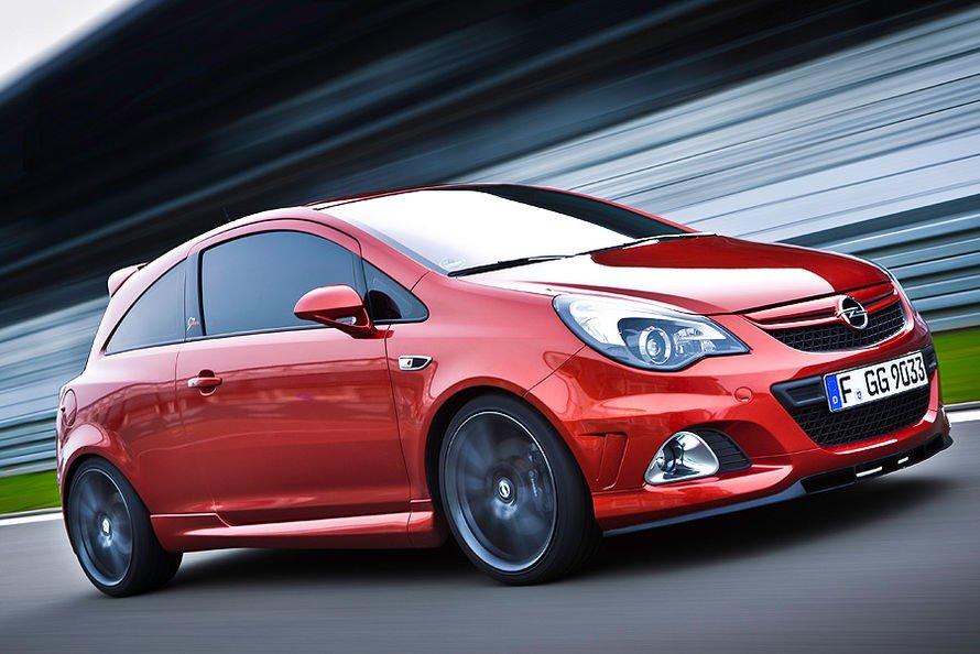 Opel Corsa Opc Nurburgring Edition D Facelift Specs 0 60 Quarter Mile Lap Times Fastestlaps Com