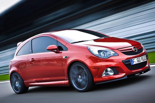Image of Opel Corsa OPC Nurburgring Edition
