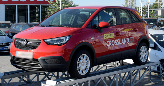 Image of Opel Crossland X 1.2 DI Turbo
