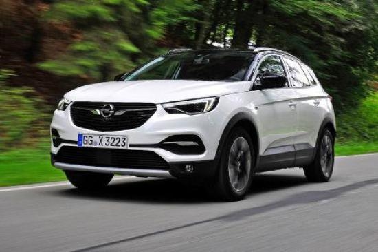 Image of Opel Grandland X 1.5 Diesel