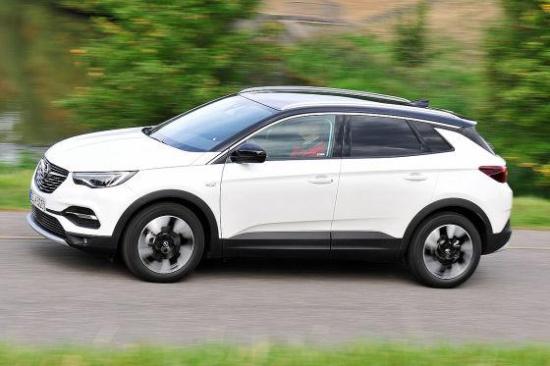 Image of Opel Grandland X 1.6 Diesel