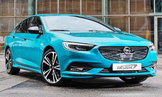 Image of Opel Insignia 2.0 Biturbo Diesel GSI