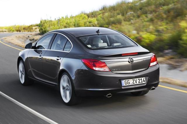 Image of Opel Insignia 2.0 CDTi