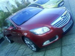 Photo of Opel Insignia 2.0 Turbo Mk I