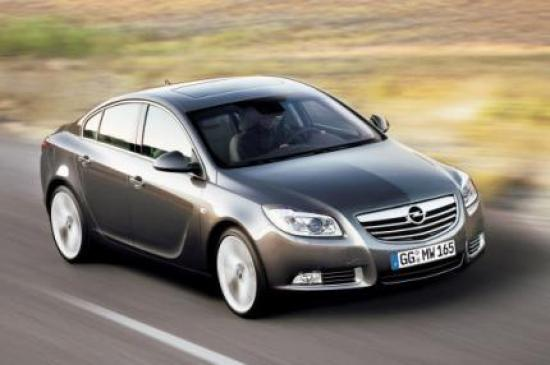 Image of Opel Insignia 2.0 Turbo 4x4