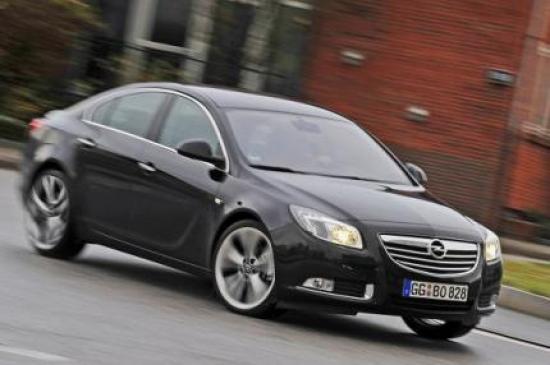 Image of Opel Insignia 2.0 Turbo