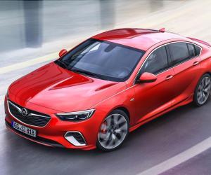 Picture of Opel Insignia GSI (Mk II)