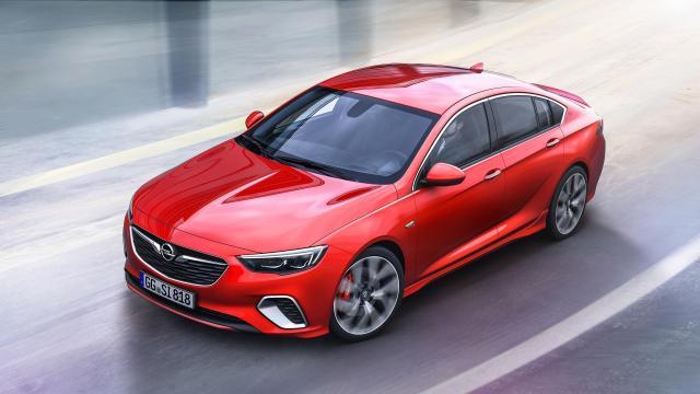 Image of Opel Insignia GSI