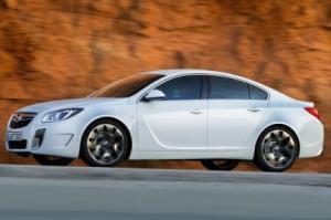 Photo of Opel Insignia OPC Mk I