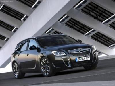 Image of Opel Insignia OPC