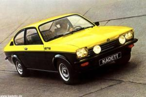 Picture of Opel Kadett C Coupe GT/E