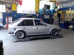 Photo of Opel Kadett GTE