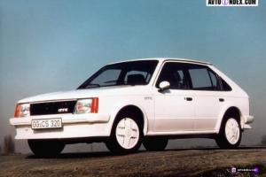 Picture of Opel Kadett GTE