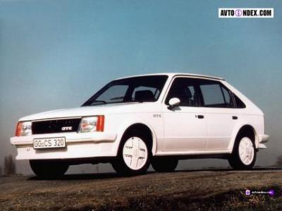 Image of Opel Kadett GTE