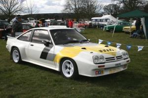 Photo of Opel Manta 400