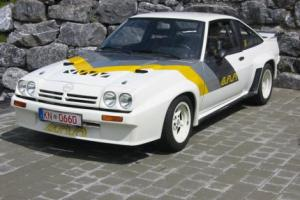 Picture of Opel Manta 400