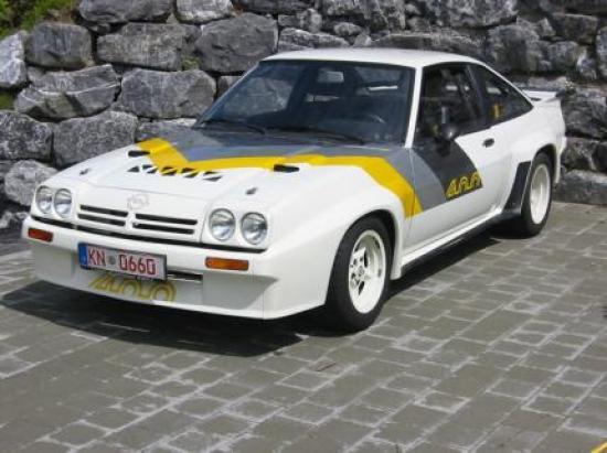 Image of Opel Manta 400