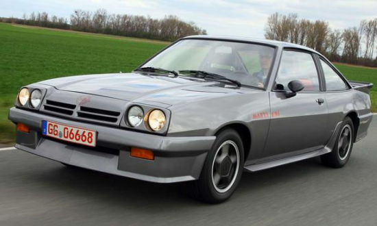 Image of Opel Manta GSI