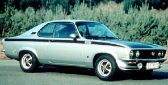 Image of Opel Manta GT/E