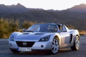 Picture of Opel Speedster Turbo