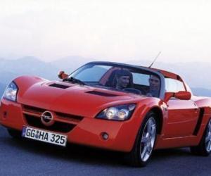 Picture of Opel Speedster