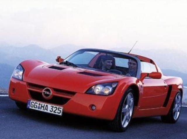 Image of Opel Speedster