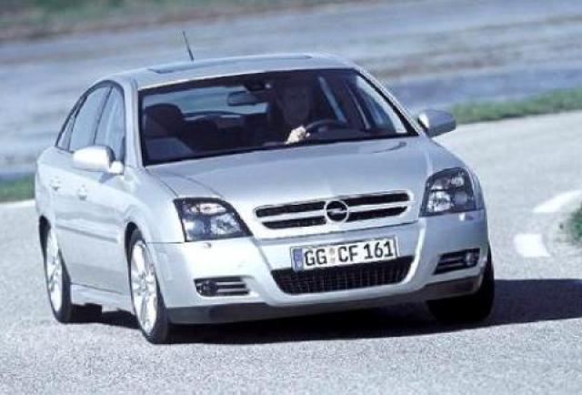 Image of Opel Vectra OPC