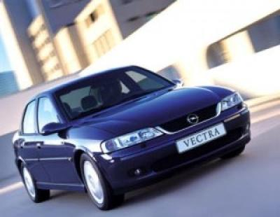 Image of Opel Vectra V6 2.5