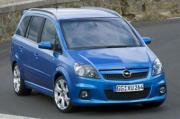 Image of Opel Zafira OPC