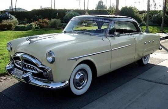 Image of Packard Mayfair 2-Door Hardtop