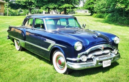 Image of Packard Patrician Touring Sedan