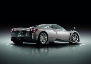 Photo of Pagani Huayra