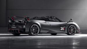 Photo of Pagani Huayra BC Roadster